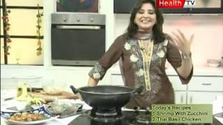 Healthy cooking part 3   07 09 2011 Health tv pakistan