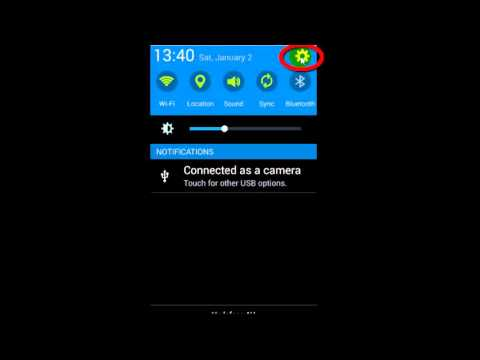 How to enable vibrate when ringing in Android phone
