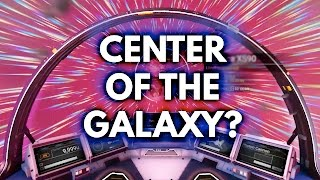 How Long Would It Take To Reach The Center Of The Galaxy?