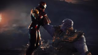 Download What If ″Avengers: Endgame″ Had A Dark Ending? - IRON MAN vs. THANOS (Fight Scene) Video