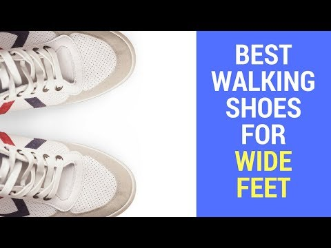 Best Walking Shoes For Wide Feet 2017 - 2018 Reviews | Best Shoes for Wide Feet