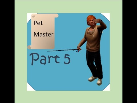 Let's Play Sims 3 Challenge: Pet Master Legacy: Part 5