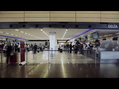 Delta Airlines A350 Safety Video (2018)