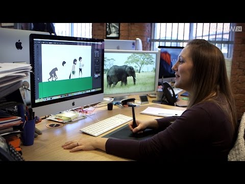 Our design team on… Working with Wacom Intuos Pro