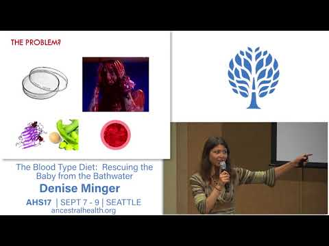 AHS17 The Blood Type Diet: Rescuing the Baby from the Bathwater - Denise Minger