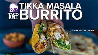 Recreating International Fast Food: Taco Bell India's Tikka Masala Burrito