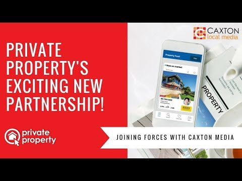 Private Property's exciting new partnership!