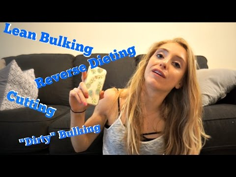 What Do They All Mean?| Dieting Phases Explained|Bikini Booty Ep. 11