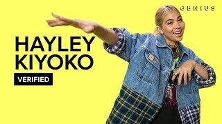 "Hayley Kiyoko ""Curious"" Official Lyrics & Meaning 
