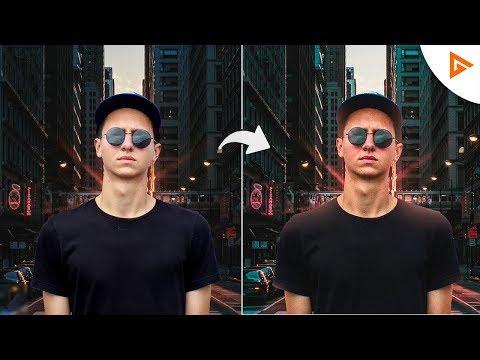 Blend TONES & COLORS w/ Simple ADVANCED Composite TECHNIQUE in Photoshop