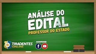 Tiradentes Online | Analise Do Edital Seduc-ce 2018 2.500 Vagas | Prof: Emilly Albuquerque
