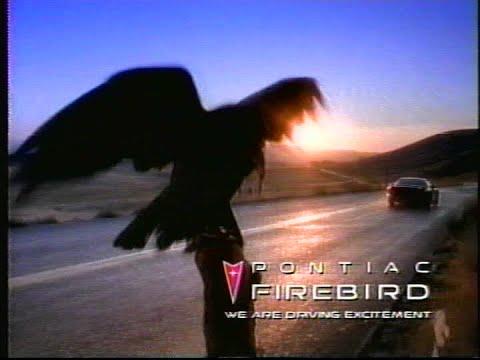 1997 Pontiac RamAir Firebird Blackbird Commercial