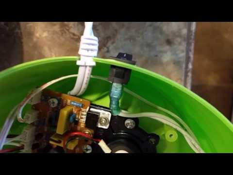 Crane Ultrasonic Humidifier low mist - SOLVED part 2