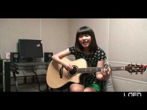 [Cover HD 090512 + MP3]IU (아이유) - SNSD (소녀시대) 'Gee (지)' Acoustic Version