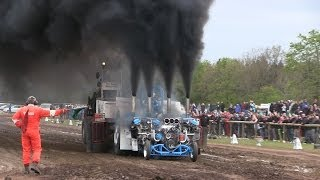Slædehunden 4500kg Modified - 1st DM Tractor Pulling