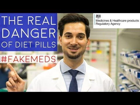 Diet Pills UK Side Effects   Danger Of Slimming Pills  Weight Loss Pills Side Effects #FakeMeds MHRA