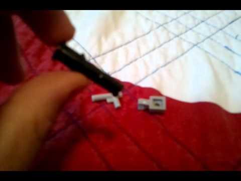 Lego shotgun (how to make)
