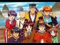 Fushigi Yugi Ova 3 Capitulo 2 - La Búsqueda En El Desierto (Español Latino)