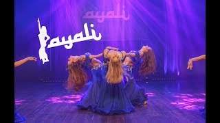 Layalina Bellydance With Layali Show Group, Sweden 2018