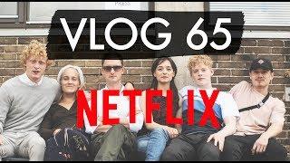 THROWBACK VLOG - The RAIN Netflix serie