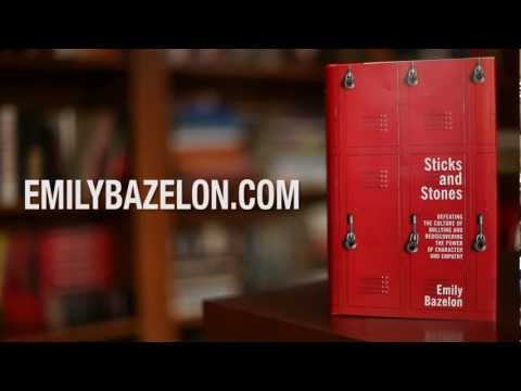 How to Deal with Bullying: Becoming a Better Bystander by Emily Bazelon, author of Sticks and Stones