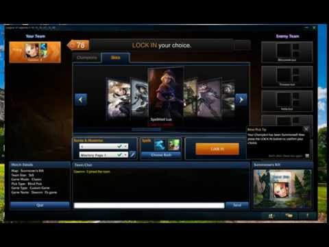 League of Legends -Free Skin Change,Jungler Timer