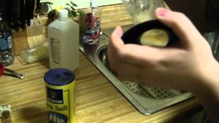 How To Clean A Bong Isopropyl Alcohol And Salt Method