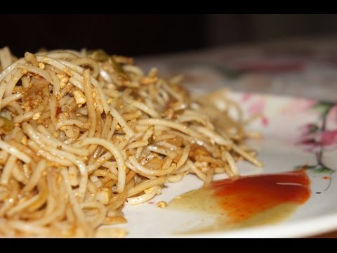 Egg Noodles - TheGreatIndianTaste.com