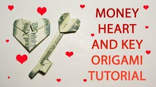 How to Make an Origami Heart From a Dollar - Snapguide   180x320