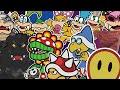2019 All Boss Battles - Paper Mario: Color Splash Walkthrough #mario
