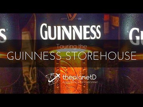 Touring the Guinness Storehouse in Dublin, Ireland   Travel Vlog