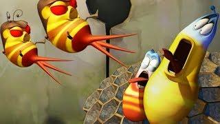 LARVA - BUMBLE BEE | Cartoons For Children | LARVA Full Episodes | Cartoons For Children