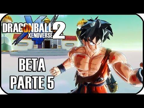 Dragon Ball Xenoverse 2 Beta Parte 5 Mas Online Misiones y Batallas