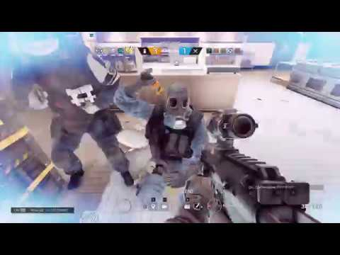 Just Another Day - Rainbow Six Siege