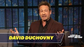 David Duchovny Thinks Agent Mulder Is a Horrible FBI Agent