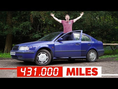 The Pros & Cons Of Owning A +400,000-Mile Car