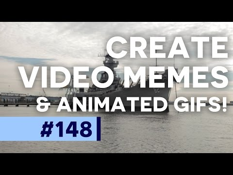 Animated GIF from Video in Photoshop CC