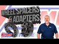 Wheel Spacers & Adapters - Summit Tech Talk with Carl
