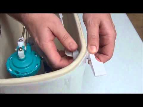 Easy DIY - How to Replace a Toilet Trip Lever