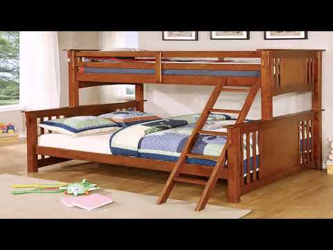 Twin Over Queen Bunk Bed Plans Free