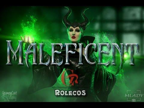 RoleCosplay MALEFICENT costume overview | GrumpyCait