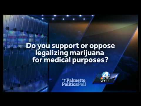 Palmetto Politics Poll focuses on medical marijuana & online gambling