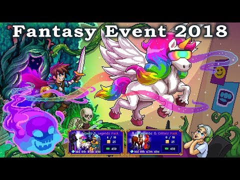 Pewdiepie's Tuber Simulator - Fantasy Celebration Event 2018! [Ends May 17th]