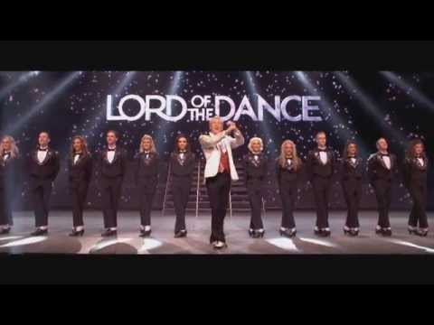 Lord Of The Dance - Broadway NYC Trailer 2015
