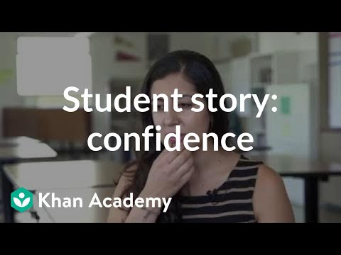 Student story: College increases confidence