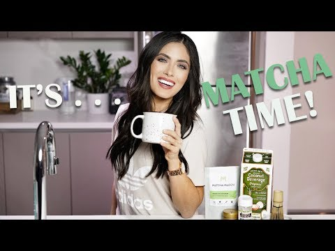 How I Make My Matcha at Home | Melissa Alatorre