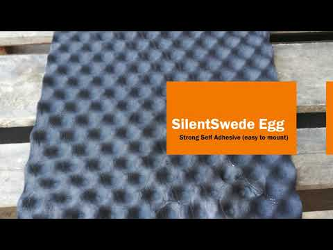 SilentSwede Egg soundproof