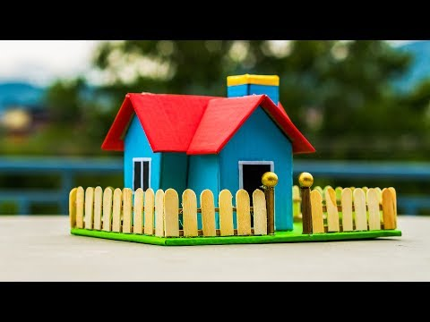 How To Make a Paper House #2