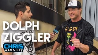 Did Dolph Ziggler sign a $1.5 million contract? his botched US Title run, losing streak