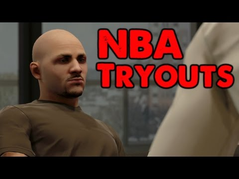NBA 2K15: Career Tryouts (Xbox One)